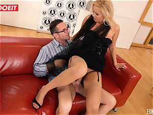 Nikky desire in her very first cast after quitting her job