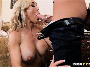 screwing milf Brandi enjoy scrotum deep