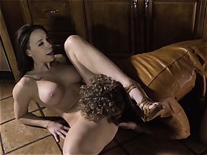 Spoiled pt 2 Chanel Preston gets her super-fucking-hot pussy handled
