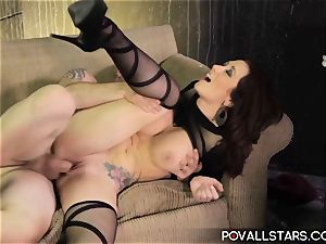 POVAllstars Jayden Jaymes Wants to blow and pulverizes!