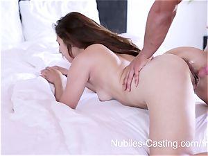 Nubiles casting - hardcore pornography casting for newcomer