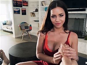 Alina Lopez point of view rod gargling cutie
