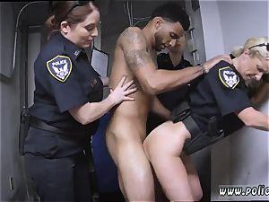 milf belt cock Don t be dark-hued and suspicious around black Patrol cops or else