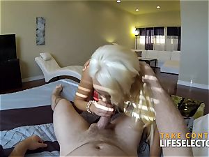 point of view afternoon with big-titted hottie Summer Brielle