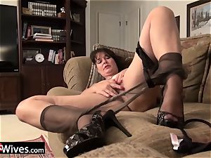 USAwives grannies liking adult toys compilation