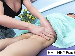 Charley pursue and Britney Amber plow