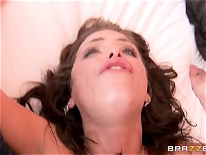 harsh lezzy fuck with Casey Calvert and Adriana Chechik