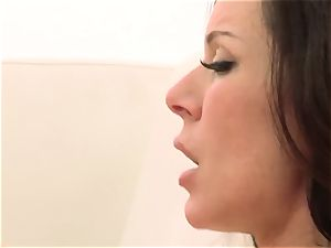 passionate sensuous lezzie porn with insatiable starlets Asa Akira and Kendra zeal